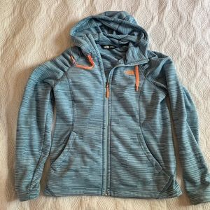 North face women's zipper hoodie medium